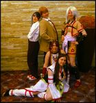 Arata Cosplay Group by Ranefea