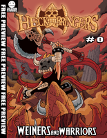 Heckbringers Issue Zero by jmatchead