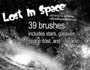 Lost In Space Brushes