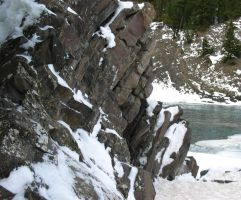 Bow Falls by bluewave-stock