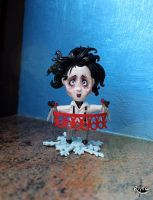 Edward Scissorhands by r0ra