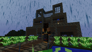 New Server, New House. LINK by Kasha-Hanyou1