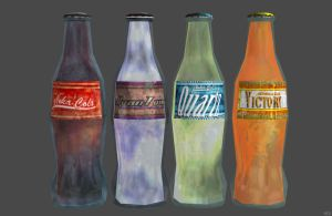 'Fallout: New Vegas' Nuka-Cola Pack XPS ONLY!!! by lezisell