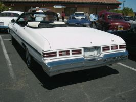 1975 Caprice Classic Convertible Cute Big Butt by RoadTripDog