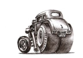 '32 Ford Koolart by NOzols