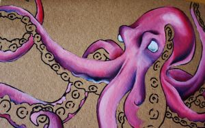 Octopus by LightningSoul