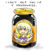 mayonnaise ID by MMtheMayo