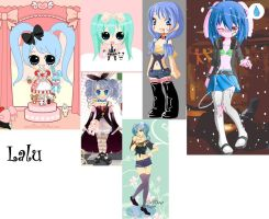 Dress Up Game For Lalu by littlecheese