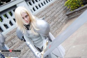 Cosplay Miria Claymore by Temariiii