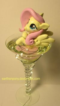Elegant Fluttershy For Sale! by EarthenPony