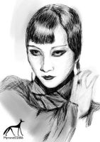Anna May Wong 2 by ariadne-a-mazed