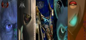 The Eyes of my Warriors by MNS-Prime-21