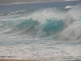 Monster Wave by iShinigami
