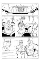 MAJESTIC XII INKED PAGE TWO by MAJESTIC-XII-COMIC