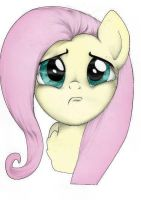 Fluttershy IRL by Golden-Freddy-1337