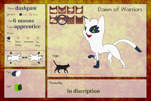 Dashpaw's App by theangelettes2467