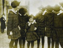 Scots at SCHOOL 1926 by anjelbritt
