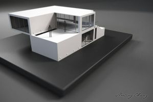 My model House by meling-3d