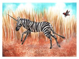 King of the Savanna by AriesNamarie