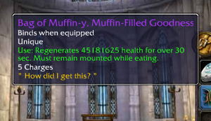 Bag of Muffin-y, Muffin-Filled Goodness by Sephirath21000