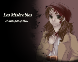 Les Miserables: A little fall of Rain by PolarAngie