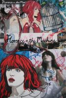 Florence and the Machine by TheStarkster
