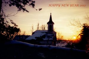 Happy New Year 2012 by krigl