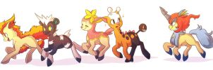 PKMN: Friendship is Pokemon by Zilleniose