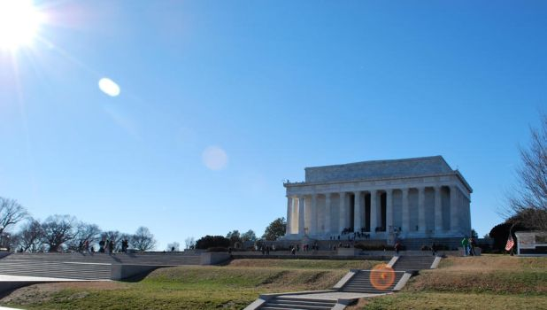 Lincoln Memorial by exit20one