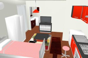 MMD SweetHome Download by 9844