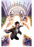 Doctor Who Vol. 3 Issue 2 Cover by CharlieKirchoff