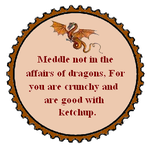 Funny button sayings 3 by JediSenshi