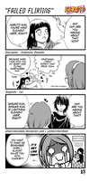 Naruto Doujinshi - Failed Flirting by SmartChocoBear