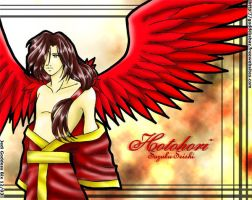 Wings of Suzaku by TonomuraBix
