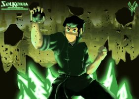 Bolin Earth Bender by SolKorra