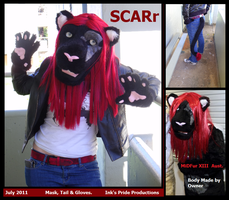 SCARr by RiiThePup