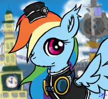 Steampunk Dash by MrAsianhappydude