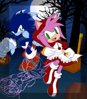 Halloween 2009 by sonicolas