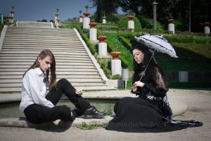 VICTORIAN_Beautiful suffering by TheOuroboros