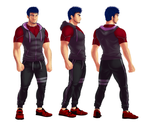 Saidhe Gao Reference Sheet by CGradilla