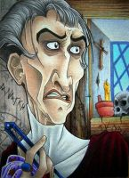 Judge Claude Frollo by Shaphan