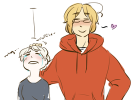Jules is really short by Prusija