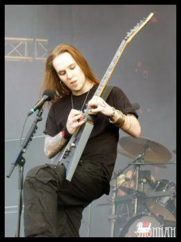 Children of Bodom, Alexi 84 by jhonnah