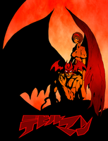 Devilman by Sit-by-Me-and-sea