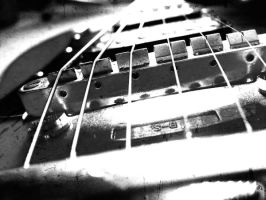 My Guitar: Bridge by FighterOfFoos
