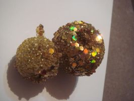 holiday ornaments 9 by Saikochan-Stock