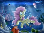 Oceanshy: Life Under the Sea by WillisNinety-Six