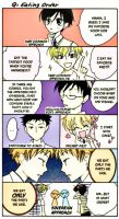 Order Of Food: Ouran by whenpigsflythensure