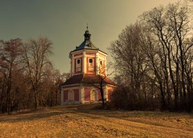 Chapel by Sudlice