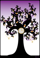 Request: The Tree of Time by LinaIvelle